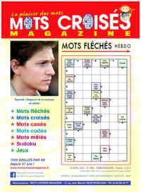 Mots Croisés Magazine N° 2954