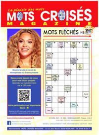 Mots Croisés Magazine N° 2955