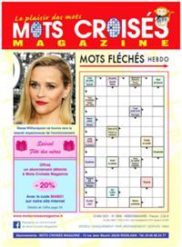 Mots Croisés Magazine N° 2958