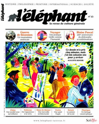 L'éléphant - N°28