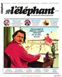 L'éléphant N° 32