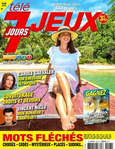 Abonnement TÉLÉ 7 JOURS JEUX