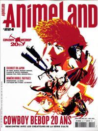 Animeland N° 224