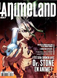 Animeland N° 227
