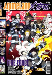 Animeland X-tra N° 56