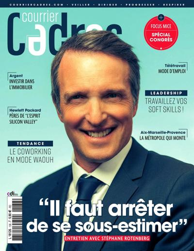Courrier cadres - N°136