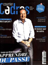 Courrier cadres N° 122