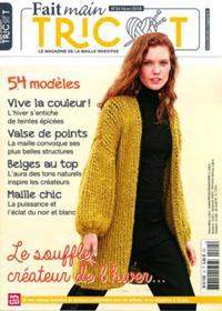 Fait main tricot N° 24