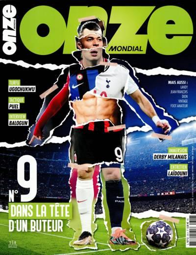 Abonnement magazine Onze mondial