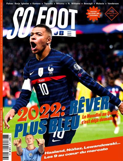 So foot club - N°60