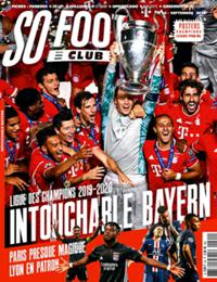 So foot club N° 64