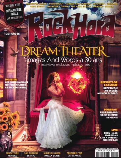 Abonnement Rock Hard