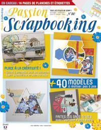 Passion scrapbooking N° 80