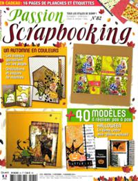 Passion scrapbooking N° 82