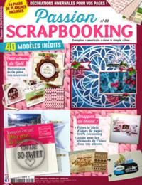 Passion scrapbooking N° 89