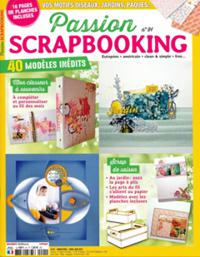 Passion scrapbooking N° 91