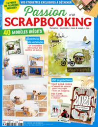 Passion scrapbooking N° 93