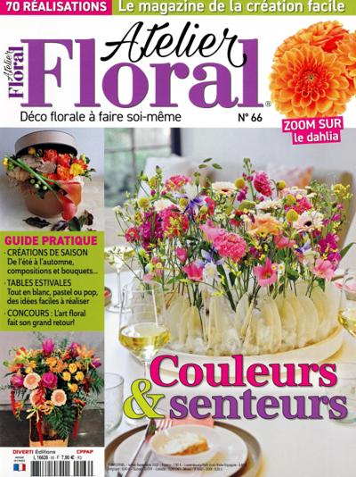 Abonnement Atelier floral
