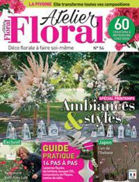 Atelier floral N° 54