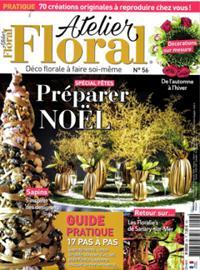 Atelier floral N° 56