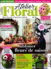 Atelier floral N° 58