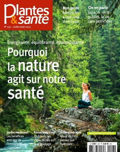 Abonnement Plantes et Santé