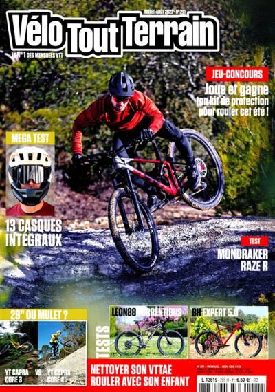 Vélo tout terrain - N°262