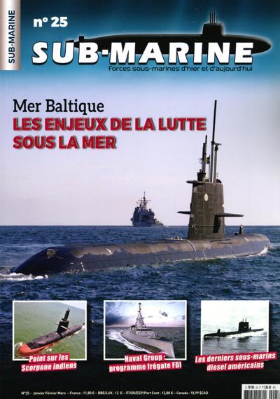 Submarine - N°24