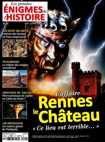 Les Grandes Enigmes de l'histoire (photo)