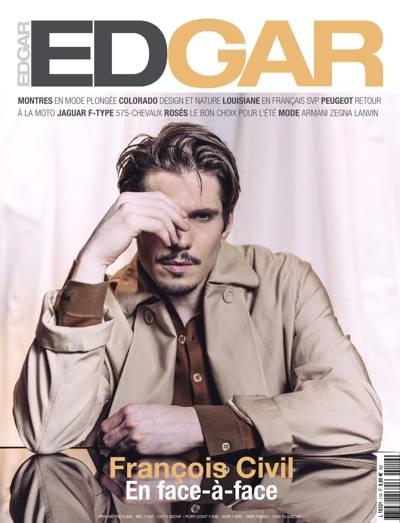Edgar Magazine (photo)