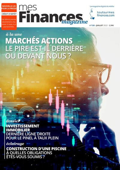 Abonnement magazine Mes Finances