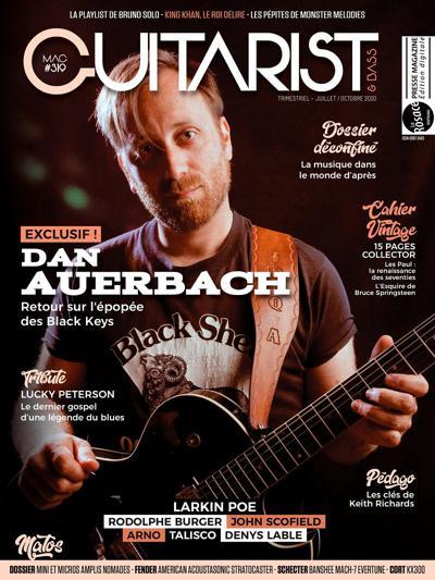 Guitarist et Bass Magazine - N°315