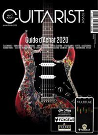 Guitarist et Bass Magazine N° 316
