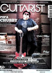 Guitarist et Bass Magazine N° 317