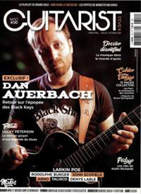 Guitarist et Bass Magazine N° 318