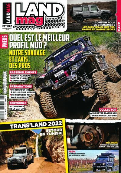 Abonnement Land Mag