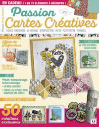 Passion Cartes Créatives N° 51