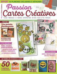 Passion Cartes Créatives N° 54