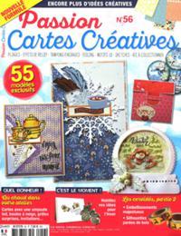 Passion Cartes Créatives N° 56
