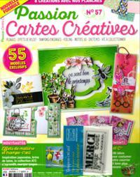 Passion Cartes Créatives N° 57