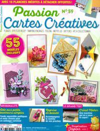 Passion Cartes Créatives N° 59