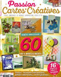 Passion Cartes Créatives N° 60