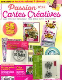 Passion Cartes Créatives N° 62