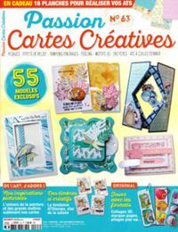 Passion Cartes Créatives N° 63