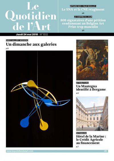Le quotidien de l'art (photo)