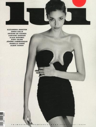 Abonnement magazine Lui