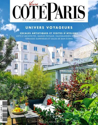 Vivre Coté Paris  - N°65
