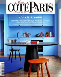 Vivre Coté Paris  N° 72