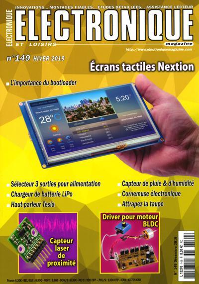 Abonnement Electronique et Loisirs Magazine