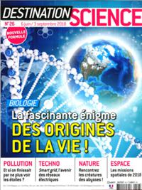 Destination Science  N° 26